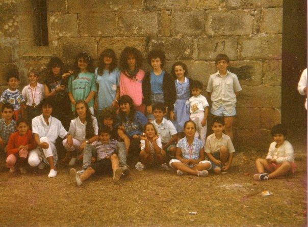 Jóvenes de Arcera